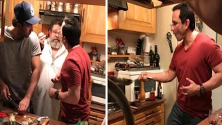 Saif Ali Khan & Ranbir Kapoor COOKING for Kareena Kapoor Khan | Unseen Photo