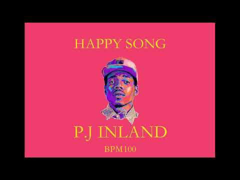 "【FREE BEAT/フリートラック 】""HAPPY SONG "" Chance The Rapper type beat 