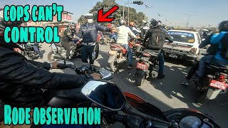 Rode Observation||13th South Asian Games 2019,Cycle race day||Moto Vlog