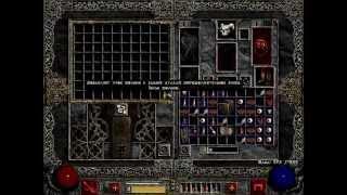 Diablo 2 LOD зельеваренье в моём глобальном моде.