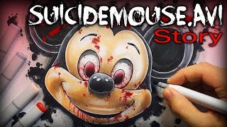 SuicideMouse.avi: STORY - Creepypasta + Drawing