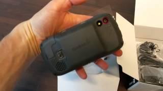 видео 1 Garmin Monterra – то ли смартфон, то ли навигатор ¦ Нави-С