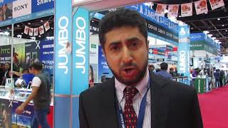 NADEEM KHANZADAH  Jumbo's  head of OmniChannel Retail talks to WILLIAM FARIA