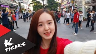 Repeat youtube video Taekwondo Street performance - Kimppaksun 'Because of my age' 김빡순의 [나이탓] 태권도 플래쉬몹!