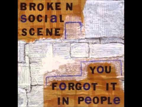 Клип Broken Social Scene - Lover's Spit