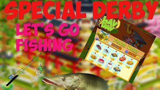 Hay Day -  Special fishing derby
