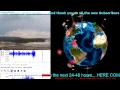 LIVE Earthquake Data..Earthquake 3D Monitoring. Cascadia Subduction zone, Yellowstone,