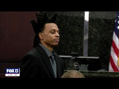 'You stabbed me,' boy tells father at double-murder trial