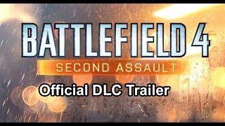 Video Battlefield 4 Second Assault Official Trailer download MP3, 3GP, MP4, WEBM, AVI, FLV Juli 2018