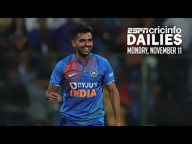 Chahar shatters records in Nagpur