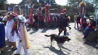 Pastores en Huecorio