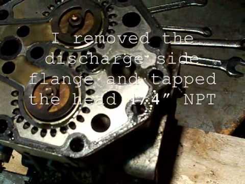 York compressor information