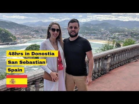 48hrs In Donostia - San Sebastian, Spain | Travel Vlog