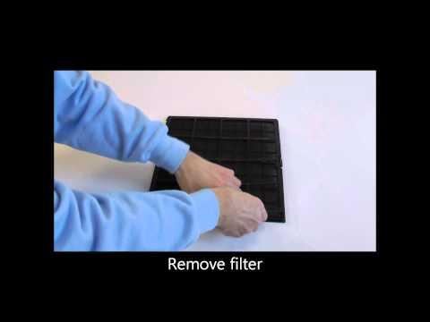 www.brune.info Cleaning Filter Change BRUNE Dehumidifier Dehumid 9