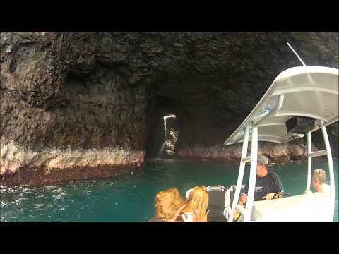Captain Andy's Rafting Expedition 2012 Kauai Na Pali Coast