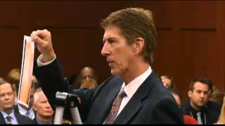 George Zimmerman Trial. Day 14. Defense Closing Arguments.