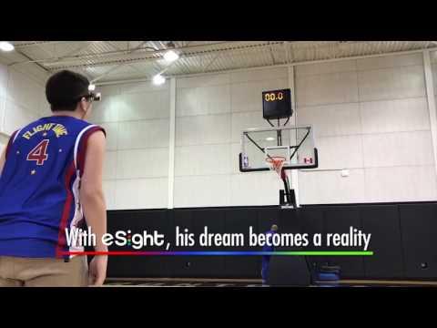 Unbelievable: Blind Boy Sinks NBA 3-Pointer