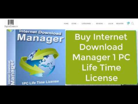 Buy IDM Internet Download Manager Latest Version