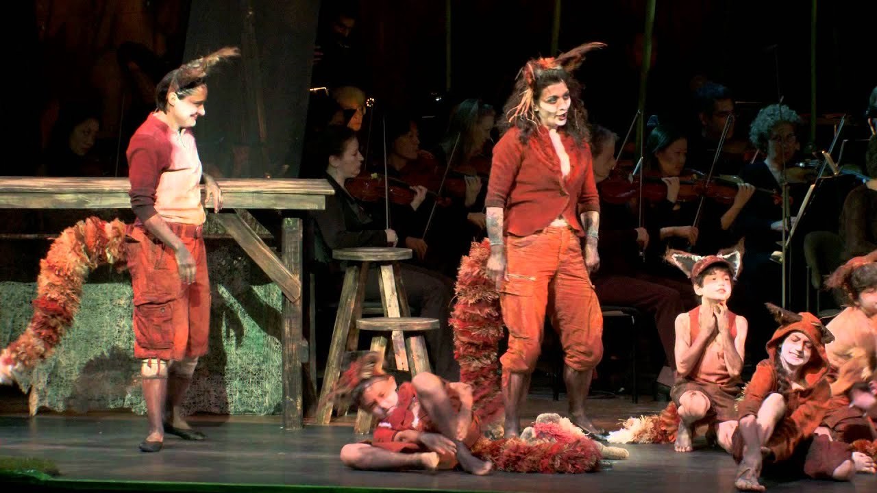 CLIP: The New York Philharmonic presents The Cunning Little Vixen
