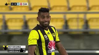 A-League 2018/19: Round 26 - Wellington Phoenix v Melbourne City FC (Full Game)