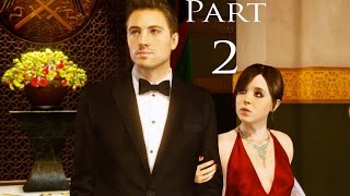 Beyond: Two Souls Remastered Gameplay Part 2 - Mission Impossible (PS4)