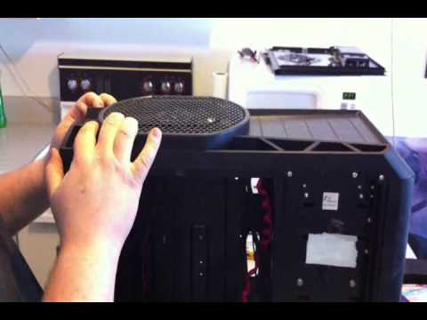 How To Remove The Big Boy Fan On Antec Nine Hundred Ii