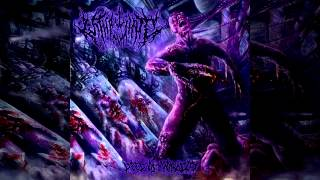 "With All My Hate ""Deed of Voracity"" 2014 -Conceived Between Human Remains -"