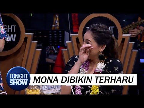 Jawaban Indra Brasco Bikin Mona Terharu