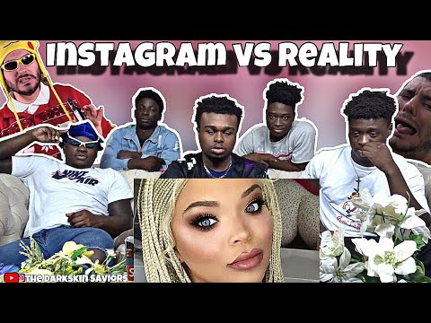 INSTAGRAM VS REALITY IG MODELS MUST BE STOPPED  *REACTION*