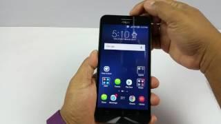 Notification LED, Proximity sensor, Adaptive display test of Asus Zenfone Max New 2016 Edition Revie