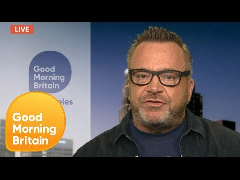 Roseanne Barr's ExHusband Calls Her a Racist  Good Morning Britain