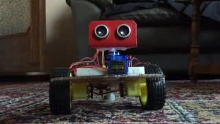 Arduino - Obstacle Avoiding Robot #2