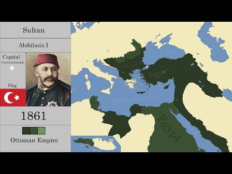 The History of Turkey : Every Year