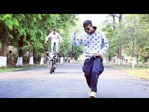 Sahaab Nagpuri | LOKAL BOI | HIP HOP MUSIC VIDEO | HINDI RAP, DANCE & BIKE STUNTS