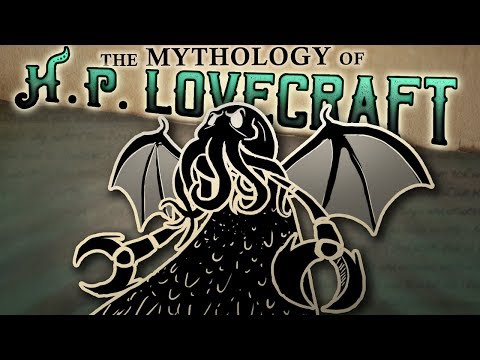 Are H.P. Lovecraft's Mythos Actual Myth? — H.P. Lovecraft Series