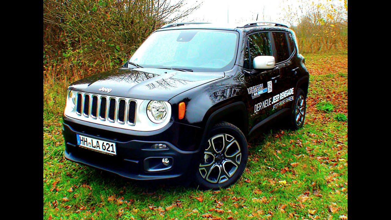 testbericht jeep renegade 2 0 multijet 2015 road te doovi. Black Bedroom Furniture Sets. Home Design Ideas