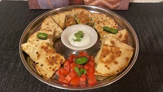 Tuna Quesadillas Recipe 😋 /Ramadan 🌙 Special/ Best Mexican Dish