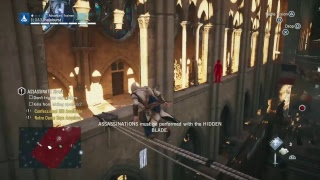 Assassin Creed Unity  [Livestream]Part 4 [100 Sub Grind!!!]