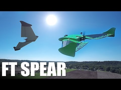 NEW FLITE TEST SPEAR-Gliders Distribution