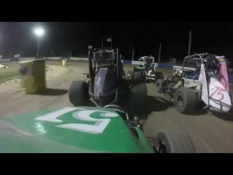 Ninja Feature Race at Starlite Speedway August 5th 2016