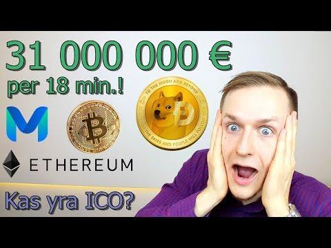 Kriptovaliutos nem