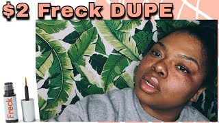 $2 Freck DUPE ... save $20 sis