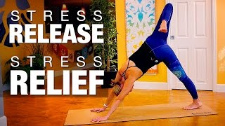 Stress Release & Stress Relief Yoga Class - Five Parks Yoga