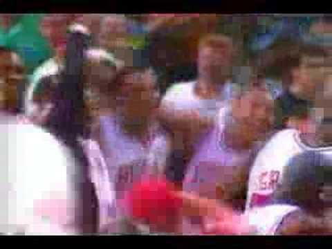 1992 Chicago Bulls Championship Recap - Final Moments