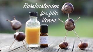 Viriditas Heilpflanzen-Video: Rosskastanie für fitte Venen