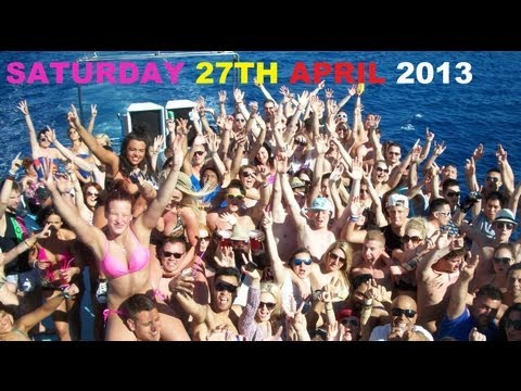 FANTASY BOAT PARTY AYIA NAPA CYPRUS THURSDAY 29TH AUGUST 2013 from YouTube · Duration:  4 minutes 29 seconds