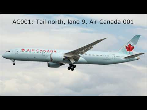 Air Canada (AC001) | Toronto to Tokyo Narita | Boeing 787-9 (W/ATC)
