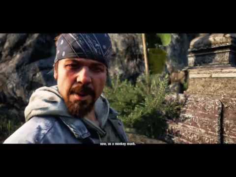 Far cry 4 harpoon gun