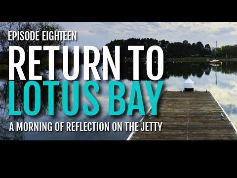Landscape Photography in Canberra: Return to Lotus Bay