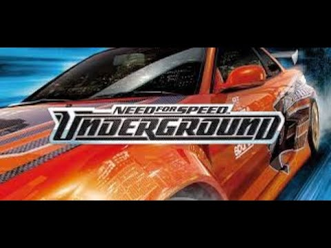 Need For Speed Underground 1 Car List Youtube